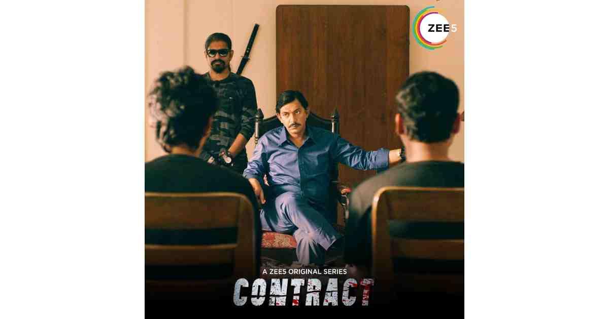 ZEE5 releases Arifin Shuvoo-Chanchal Chowdhury starrer web-series Contract