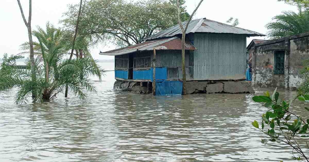 Cyclone Yaas impact: 27 upazilas affected by storm surge