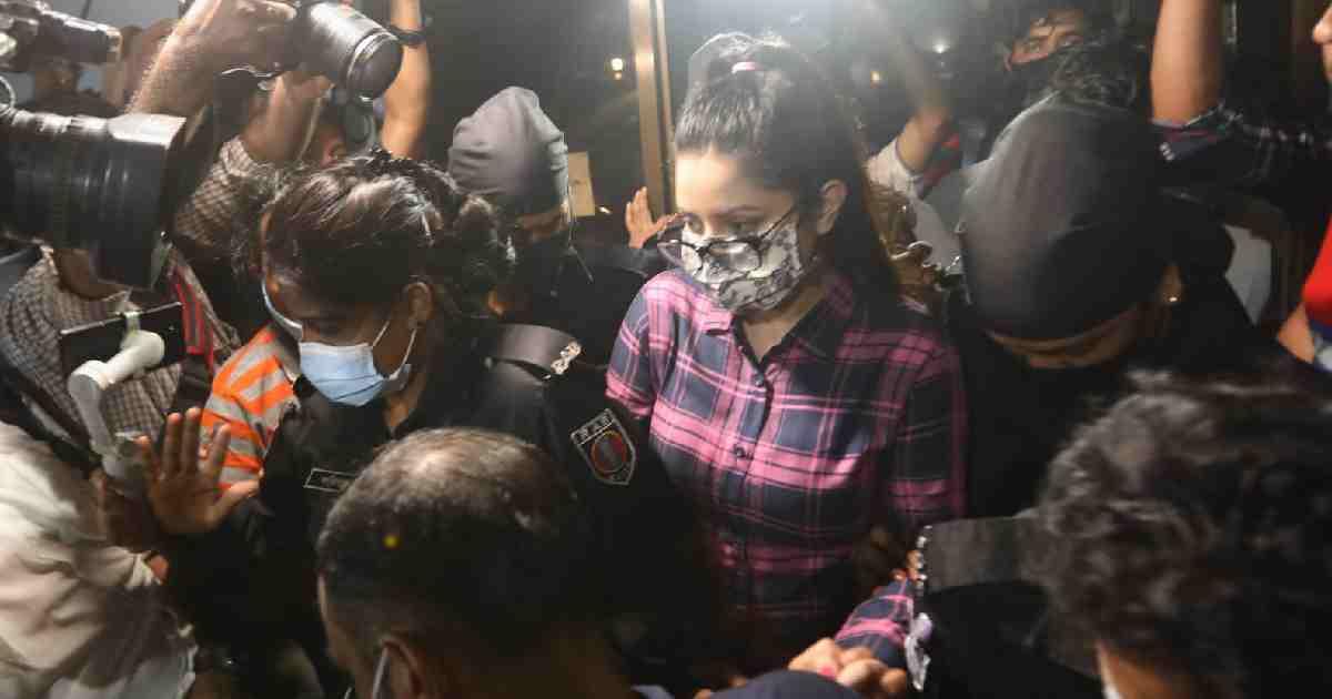 Pori Moni 'affair': Now police officer Sakline faces the music