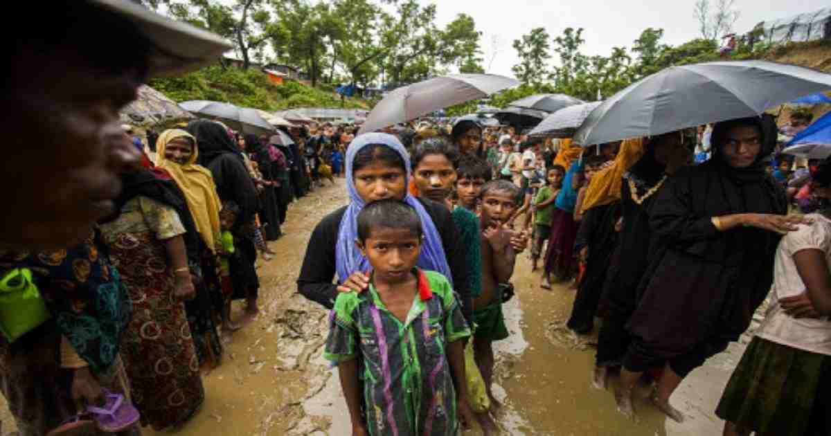 Rohingya issue not to disappear from agenda despite new global challenges: EU