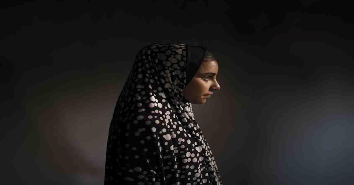 War's trauma apparent in portraits of Gazan children