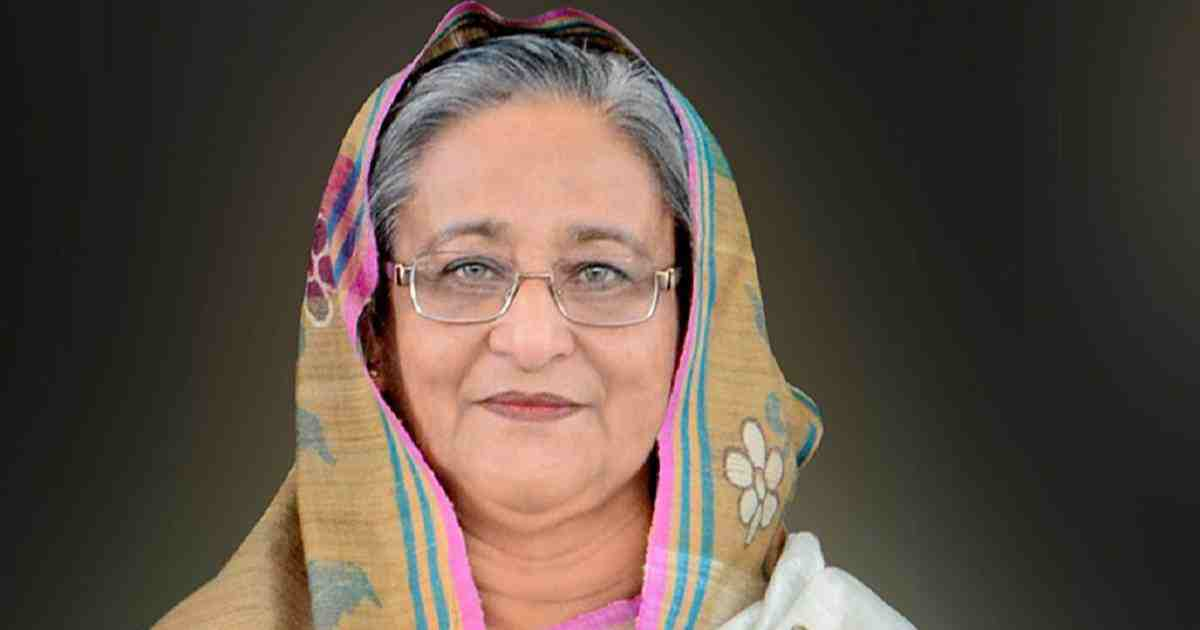 Aug 15 carnage: PM says conspirators' names to come out one day