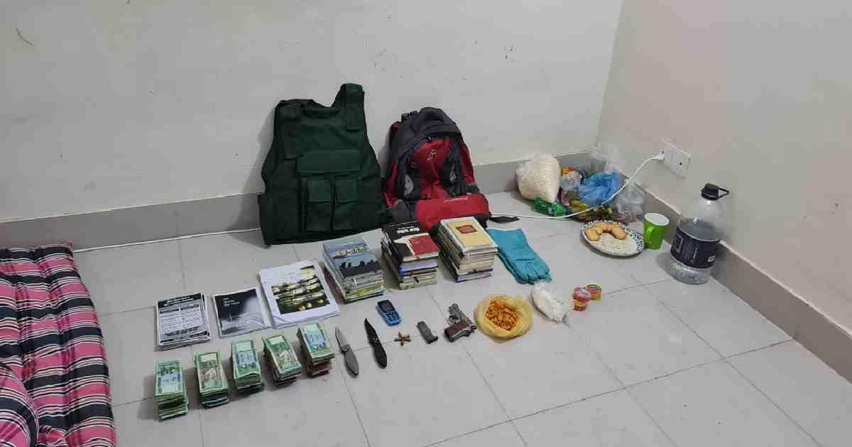 Suspected JMB militant held in capital